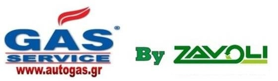 GAS SERVICE by ZAVOLI logo