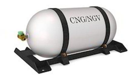 Στήριξη Δεξαμενής CNG-1
