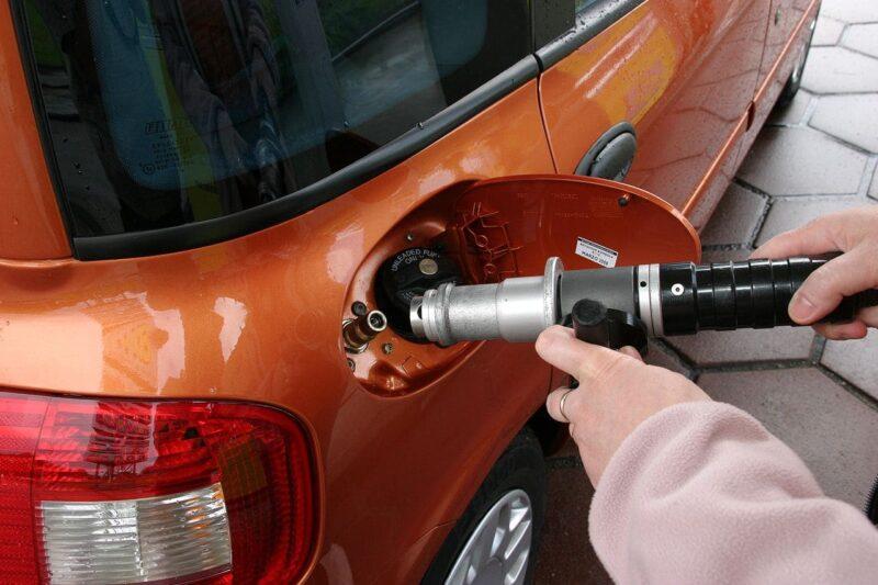 Φυσικό Αέριο Κίνησης