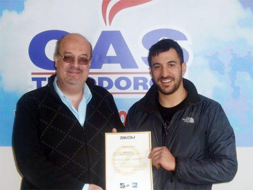 autogas theodorou υγραεριοκινηση zavoli gas service πιστοποίηση συνεργασίας