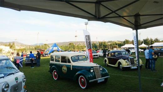 Συμμετοχή στο 1ο Classic Car Festival