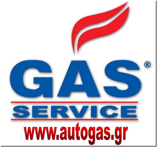 GAS SERVICE Autogas LOGO